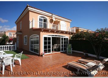 Thumbnail 3 bed semi-detached house for sale in Caleta De Fuste, Fuerteventura, Canary Islands, Spain