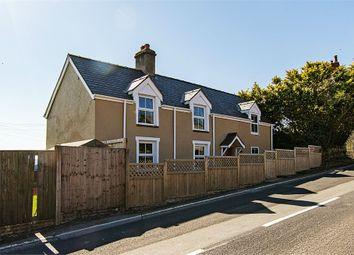 Thumbnail 4 bed detached house for sale in Clawddnewydd, Clawddnewydd, Ruthin, Denbighshire