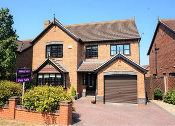 Thumbnail 6 bed detached house for sale in Bigby Road, Brigg