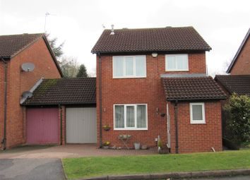 Thumbnail 3 bed property for sale in Highdown Crescent, Shirley, Solihull