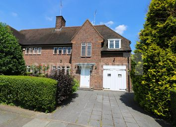 Thumbnail 5 bed semi-detached house for sale in Southway, London
