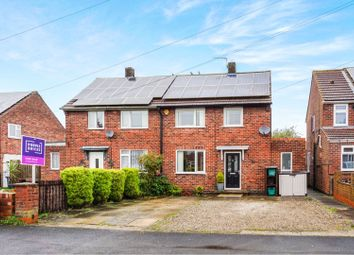 Thumbnail 3 bed semi-detached house for sale in Branton Place, York