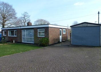 Thumbnail 2 bed semi-detached bungalow for sale in Elm Close, Carlton Colville, Lowestoft
