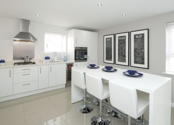 "Thumbnail 4 bed semi-detached house for sale in ""Lincoln"" at Halse Road, Brackley"