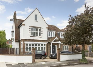 Thumbnail 5 bed detached house to rent in Suffolk Road, Barnes, London