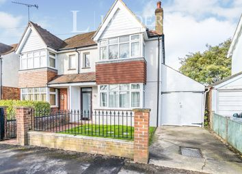 Thumbnail 3 bedroom semi-detached house to rent in Canal Place, Chichester