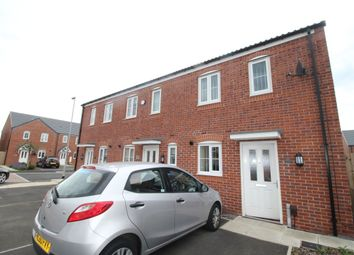 Thumbnail 2 bed terraced house to rent in Hoskins Lane, Middlesbrough