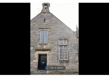 Thumbnail 1 bed maisonette to rent in Cunninghame House, Culross, Dunfermline