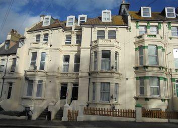 Thumbnail 2 bed flat for sale in Cornwallis Terrace, Hastings