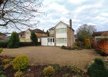 Thumbnail 3 bed detached house for sale in Roman Bank, Stamford
