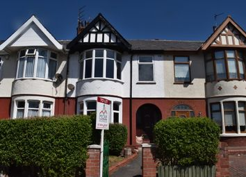 Thumbnail 3 bedroom terraced house to rent in Mere Road, Blackpool