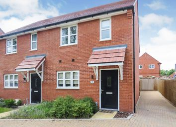 Thumbnail 2 bed semi-detached house for sale in Hawthorn Garden, Harwell, Didcot