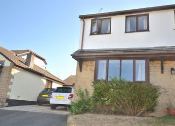 Thumbnail 3 bed semi-detached house for sale in Gweal Wartha, Helston