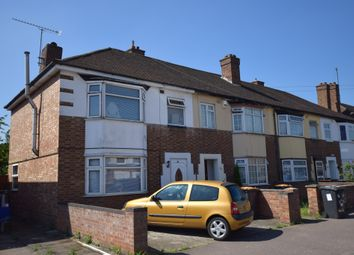 Thumbnail 3 bed end terrace house for sale in Brackley Road, Elstow, Bedford