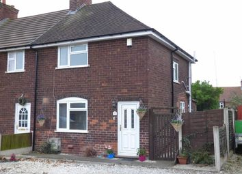 Thumbnail 2 bed end terrace house for sale in Stone Road, Stafford