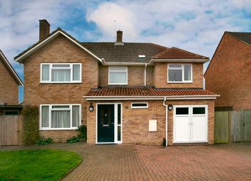 Thumbnail 4 bed detached house for sale in Betchworth Avenue, Earley, Reading