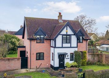 Thumbnail 4 bed detached house for sale in New Street, Fressingfield, Eye