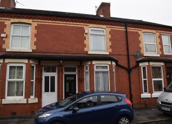 Thumbnail 2 bed property for sale in Parkfield Street, Rusholme, Manchester