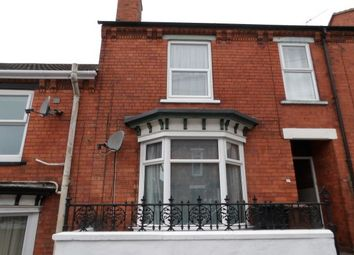 2 bed terraced house to rent in Laceby Street, Lincoln LN2