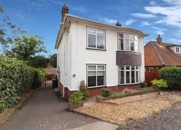 Thumbnail 3 bed detached house for sale in Vermont Crescent, Ipswich