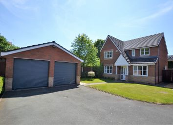 Thumbnail 4 bed detached house for sale in Maple Close, Holmes Chapel, Crewe