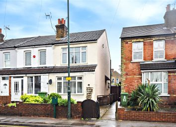 Thumbnail 3 bed end terrace house for sale in Bourne Road, Bexley, Kent