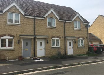 Thumbnail 2 bed terraced house to rent in Loiret Crescent, Malmesbury