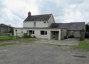 Thumbnail 3 bedroom detached house for sale in Gwernant, Penffordd, Clynderwen, Pembrokeshire