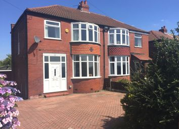 Thumbnail 3 bed semi-detached house to rent in Didsbury Road, Heaton Mersey, Stockport