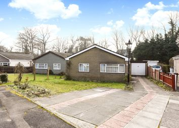 Thumbnail 3 bed detached bungalow for sale in Lockwood Close, Farnborough