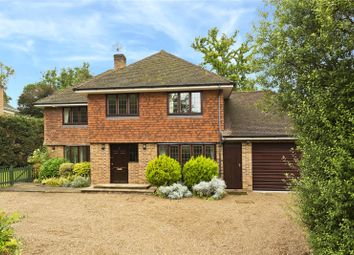 Thumbnail 5 bed detached house to rent in Ashley Rise, Walton-On-Thames, Surrey