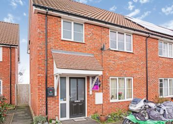 3 bed semi-detached house for sale in Goddard Place, Stowmarket IP14