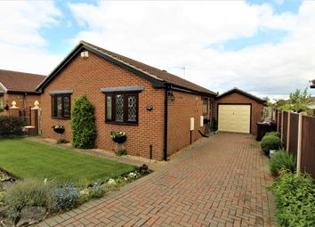 Thumbnail 2 bed bungalow for sale in Radford Close, Ravenfield, Rotherham