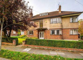 Thumbnail 3 bed flat to rent in Grove Avenue, Sutton