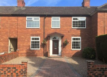 Thumbnail 3 bed terraced house for sale in Lancaster Avenue, Kirk Sandall, Doncaster