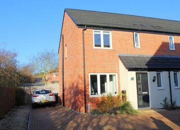 3 bed end terrace house for sale in Walmer Close, Marina Gardens, Northampton NN5