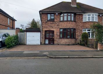 3 bed property to rent in Wellesbourne Drive, Glenfield, Leicester LE3