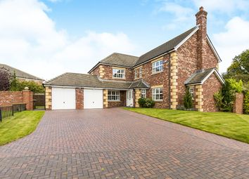 Thumbnail 5 bed detached house for sale in Bramhall Drive, Washington