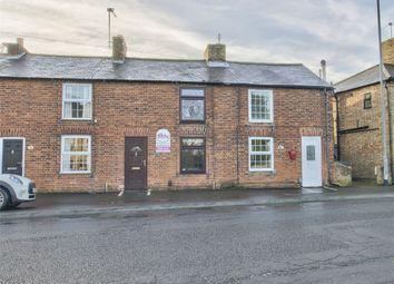 Thumbnail 2 bed terraced house for sale in Huntingdon Road, Brampton, Huntingdon, Cambridgeshire