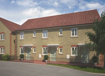 Thumbnail 2 bed terraced house for sale in The Street, Broughton Gifford, Melksham