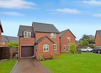 Thumbnail 3 bed detached house to rent in Barnmoore Close, Malpas