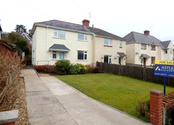 Thumbnail 3 bed semi-detached house for sale in Brynawel, Pontardawe, Swansea