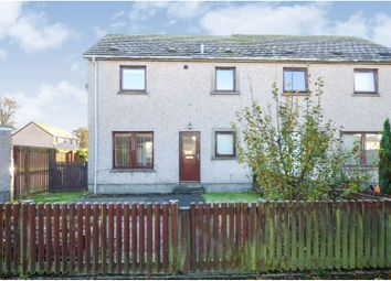 Thumbnail 3 bed end terrace house for sale in Rosskeen Drive, Invergordon