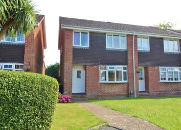 Thumbnail 3 bed semi-detached house for sale in Crofton Close, Purbrook, Waterlooville