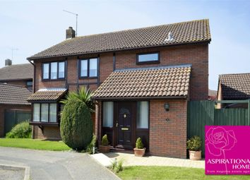 Thumbnail Detached house for sale in Mountbatten Way, Raunds, Northamptonshire