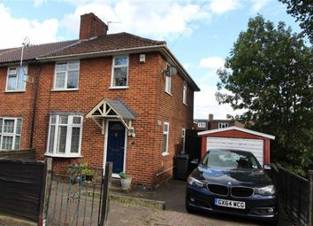 Thumbnail 3 bed end terrace house for sale in Normanton Park, Chingford, London
