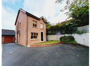 Thumbnail 3 bed detached house for sale in North Sperrin, Belfast