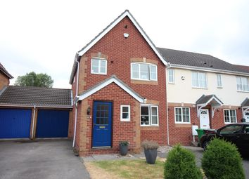 Thumbnail 3 bed town house for sale in Bullfinch Road, Nottingham