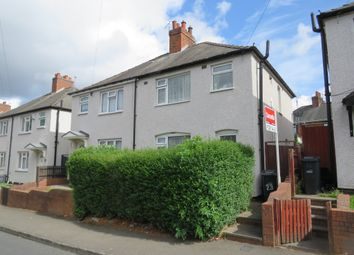Thumbnail 3 bedroom semi-detached house for sale in Haig Road, Dudley