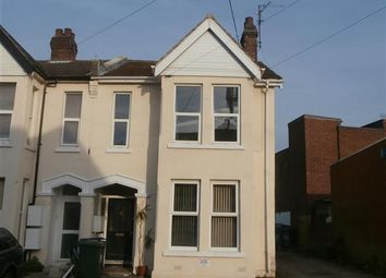 Thumbnail 2 bed flat to rent in Emsworth Road, Shirley, Southampton